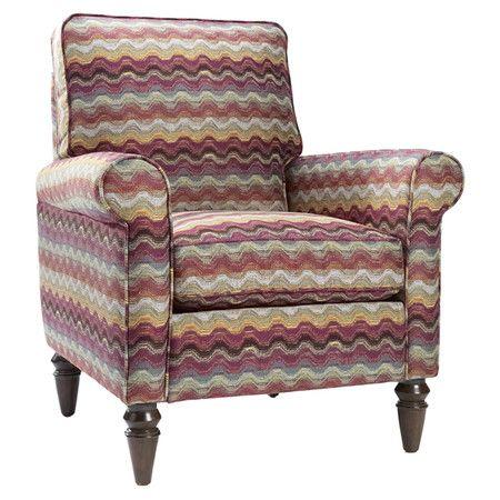 Found it at Wayfair - Hartley Chair in Mariposa