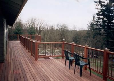Deck Stain Types: How to Choose the Right Deck Stain - http://www.homeadditionplus.com/Deck-Info/Deck-Stain-Types.htm