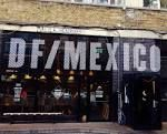 """DF / MEXICO at The Truman Brewery - Thomasina Miers' latest outing is fun and casual and has some of London's best Mexican treats: """"frozen"""" margaritas!!"""