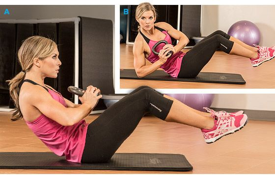 Bodybuilding.com - Awesome Abdominal Workouts For Women! Add 3-4 of these into routine 3x per week
