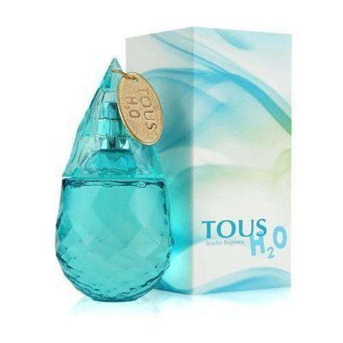 Si estás buscando agua de colonia Tous barata, consigue esta agua de colonia Tous H2O con un descuento del 56%