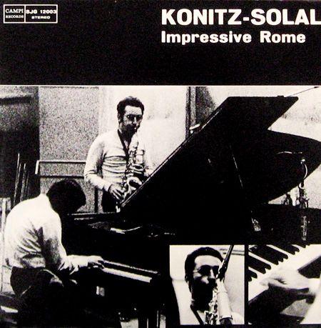 Jazz in Italy - rare record album covers