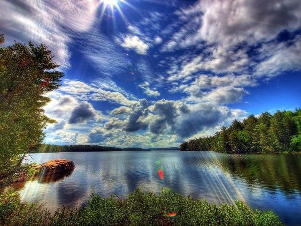 Algonquin Provincial Park, Canada.