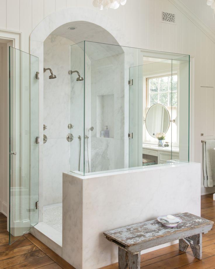 White and neutral bathroom