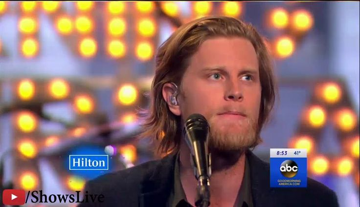 The Lumineers - Ophelia | LIVE Good Morning America 2016 Apr. 08