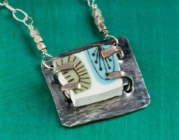 114 best necklace making necklace and pendant designs images on improve your metal jewelry making with these eight helpful tips on stamping patina and more from expert wire and metal jewelry artist denise peck audiocablefo