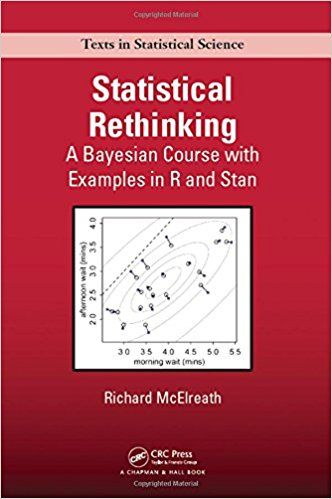 Statistical Rethinking: A Bayesian Course