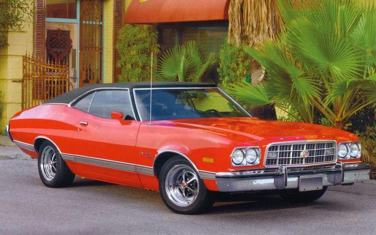 Ford Gran Torino >> Ford Gran Torino Sport Fastback | Vintage US Cars | Pinterest | La grosse et Voitures