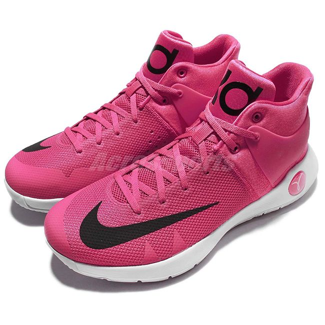 brand new a5d45 a9eb9 ... Nike KD Trey 5 IV Is Treated In Think Pink The New Nike KD Trey 5 IV Is  Treated In Think Pink; Nike Kyrie 1 Chaussures De BasketBall Pas Cher Pour  Homme ...