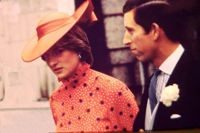 pprincess diana at nicholas soames wedding | Lady Diana Spencer was a guest at the wedding of hon. Nicholas Soames ...