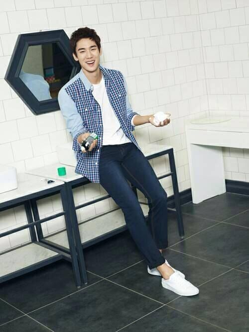 Yoo Yeon seok for Bang Bang / 뱅뱅