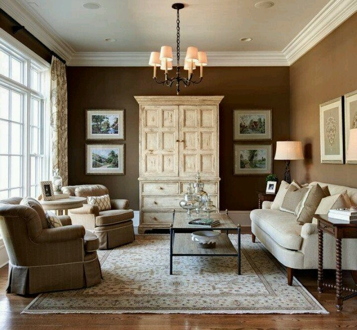 wall color for living room. Love it all. Want it. Need it.