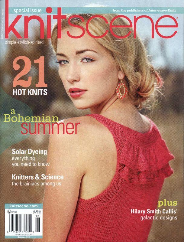KnitScene - 2013 夏 (英) - 麗雀黃 - Picasa Web Albums
