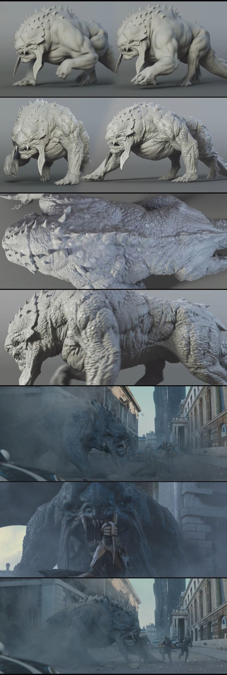 ArtStation - Luma Pictures, safari sosebee