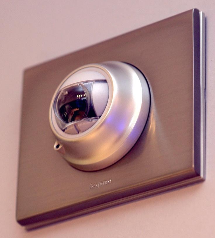 Caméra de surveillance, efficace et élégante #Celiane