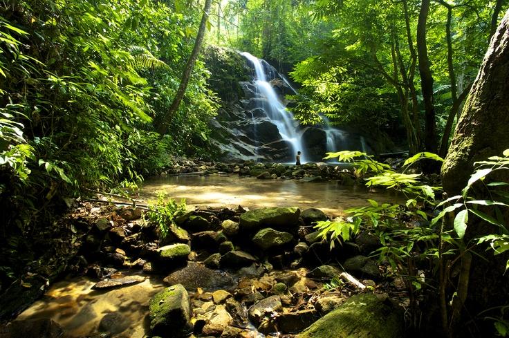 Kanching Waterfall, Selangor (World Tourism Organization UNWTO)