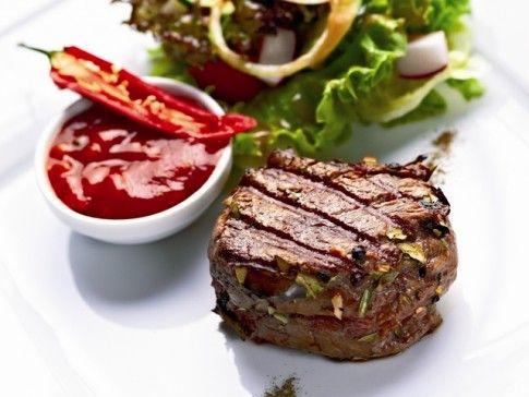 Stek z grilla: niebo w gębie | Men's Health