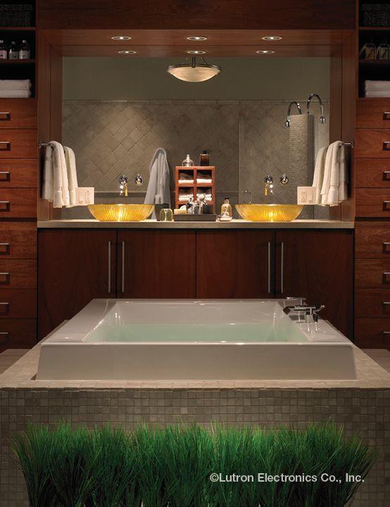 204 Best Bathroom Lighting D Cor Images On Pinterest Bathroom Bathrooms And Bathroom Ideas