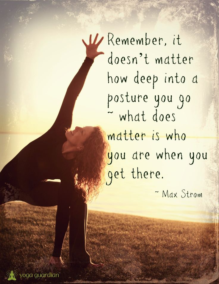 yoga quotes and poses - photo #17