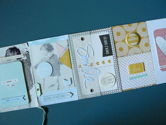 Les 25 meilleures id es de la cat gorie album d 39 enveloppe sur pinterest enveloppes faites la - Exemple d album photo fait main ...