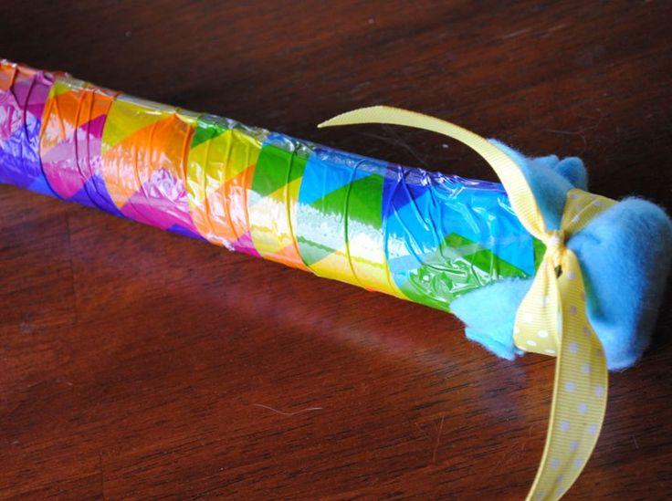 DIY Rain Stick   Brazil, Rain sticks and Craft