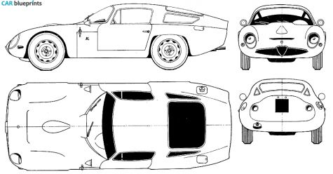 Headliner Fiat 2300 S Coupe Series Ii Iii likewise 454232 moreover Alfa Img Showing Gt Modified Stock Car Racing Svg in addition Prismacolor Drawings also Vintage Car Label Stock Vector Vectorhq. on alpine coupe