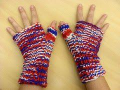 By .:Tricoteiras:. Por ClaraBeauty Material Jogo de agulhas de duas pontas ou dois pares de agulhas circulares nº 5 Lã compat...