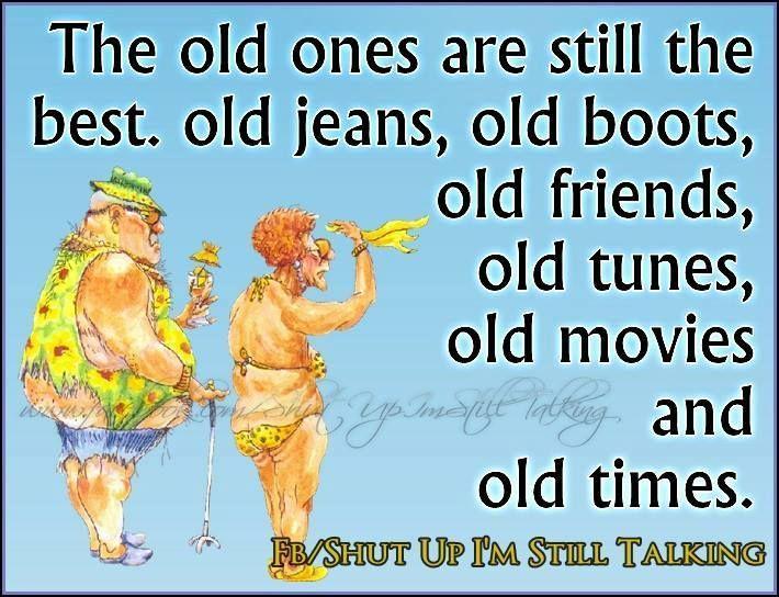 grow older joke