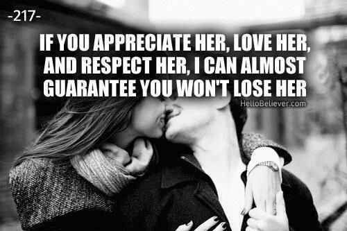 Quotes On Images » All Quotes On Images » If You Appreciate Her