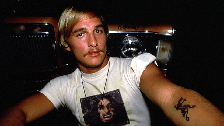 Matthew McConaughey as David Wooderson in Dazed and Confused (1993)