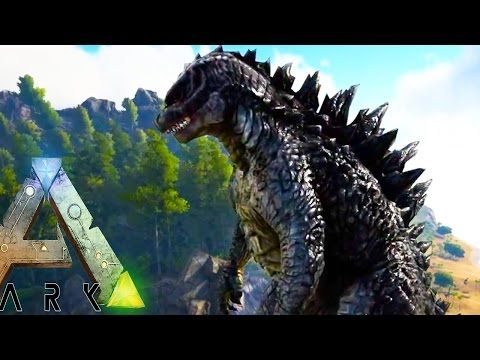 nice Ark Survival Evolved - GODZILLA EARLY ACCESS, NEW DRAGONS, NEW BATTLE ARENA - (Ark Modded Gameplay)