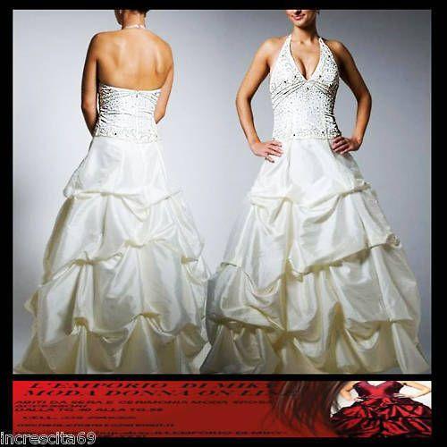 wedding dress suit White size 14 16 18 20 New whit tags abito sposa cerimonia #sposa #sposalowcost  #outletsposa