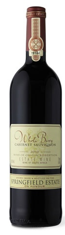 Springfield Estate - Whole Berry - Cabernet Sauvignon