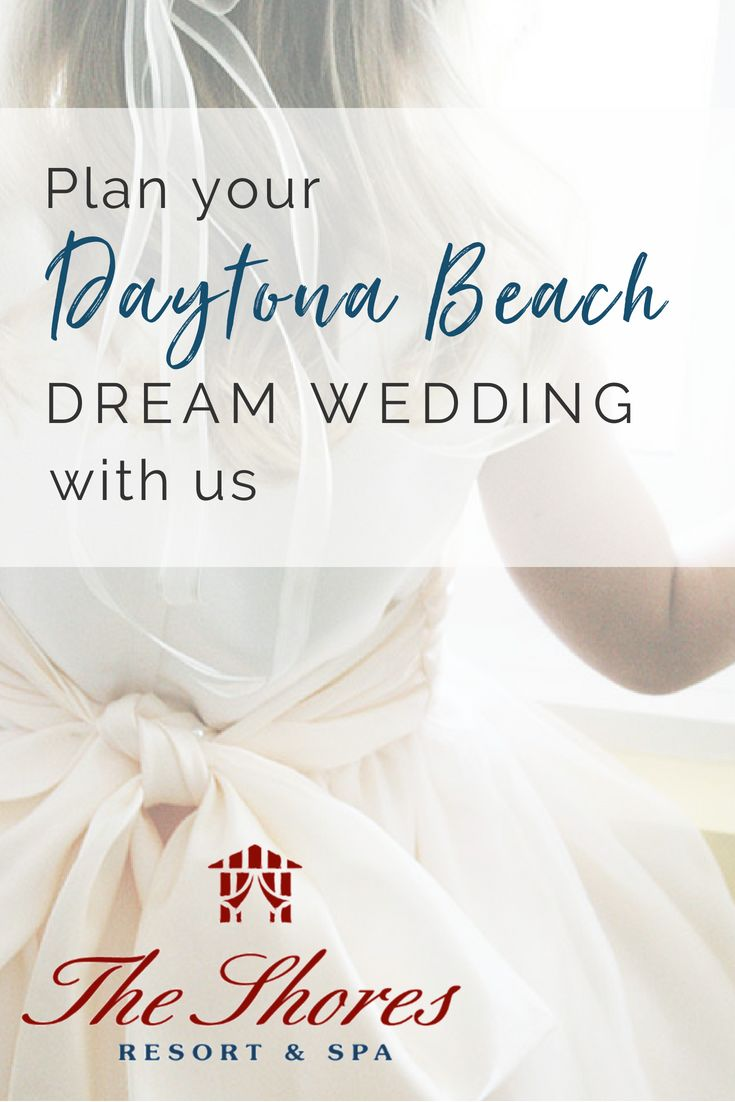 best Beachside Weddings at The Shores Daytona Beach images on