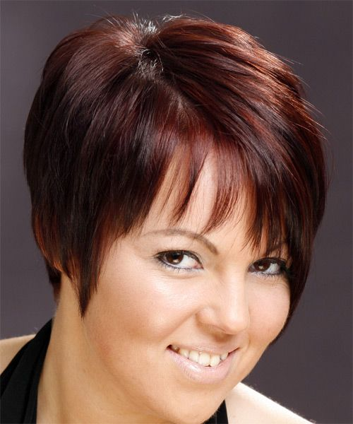 Short Hairstyle - Straight Casual -   TheHairStyler.com