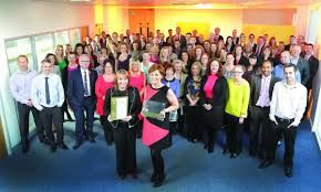 Muckle LLP celebrating IIP Gold