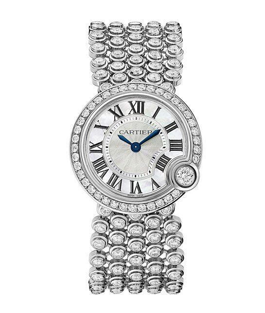 SIHH 2014: la montre Ballon Blanc de Cartier http://www.vogue.fr/joaillerie/a-voir/diaporama/les-plus-belles-montres-du-sihh-2014-1-salon-international-de-la-haute-horlogerie-cartier-ballon-blanc-iwc-aquatimer/17211/image/921301