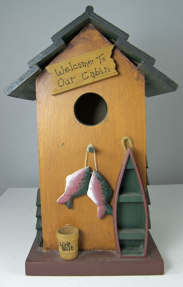 Best 25 decorative bird houses ideas on pinterest - Decorating with bird houses ...