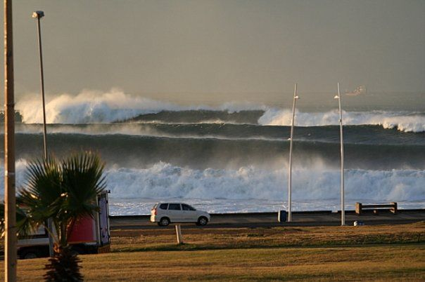 Big Seas, Eastern Cape, East London, South AFrica