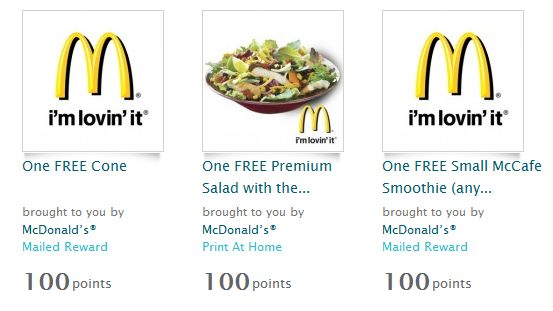 Recyclebank: Free McDonald's Ice Cream Cone, Free McCafe Smoothie + more! - Money Saving Mom®
