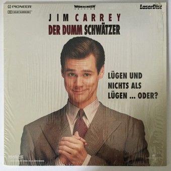 Der Dummschwätzer Laserdisc