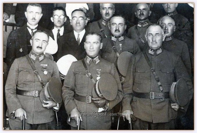 Mustafa Kemal Paşa Esir Olmuş... - Forum Gerçek