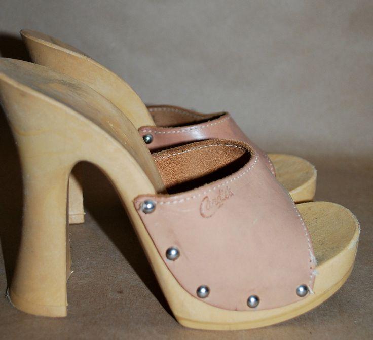 Candies Shoes From the 1970s | candies 1970s shoes, candies, 70s california, shoes, high heels, 1970s