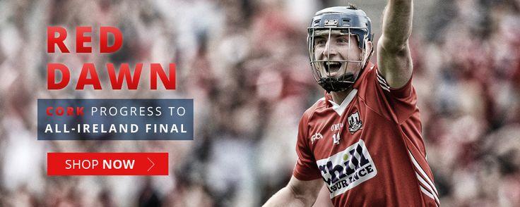 Cork progress to the All Ireland Final