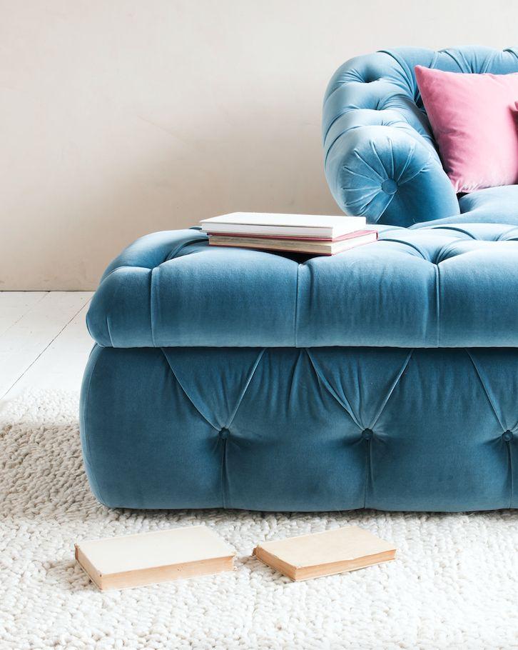 Stasher Storage Footstool