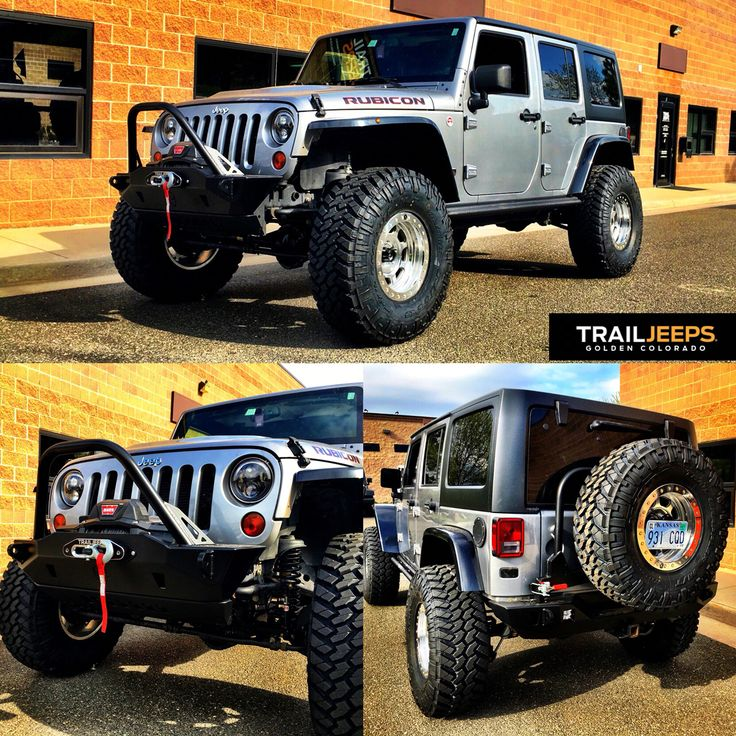 157 Best Images About Builds From The Trail Jeeps Offroad