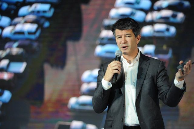 Ubers board is discussing a leave of absence for Travis Kalanick; will Garrett Camp replace him?