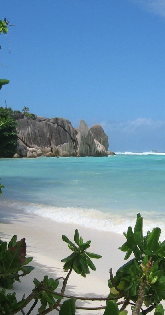 Seychelles. I did a report on these islands in middle school and have wanted to go ever since. My someday Seychelles.