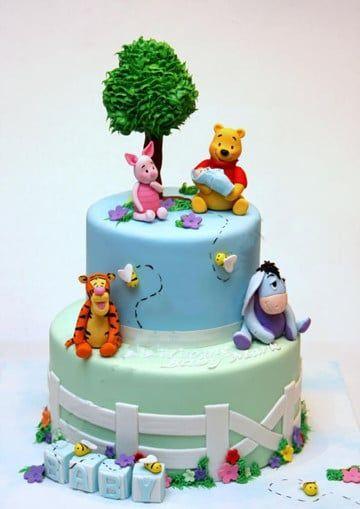 pasteles de baby shower de niño decoracion