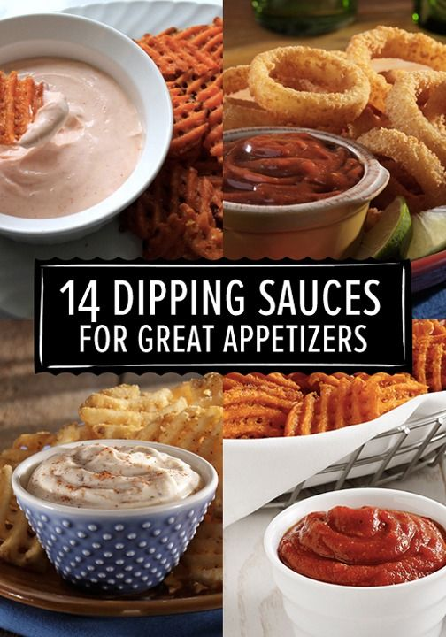 Here is everything you need to throw the perfect party! Try one of these 14 delicious dipping sauces that pair perfectly with Alexia Foods for a great appetizer. #AlexiaHolidays